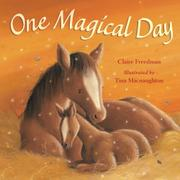 ONE MAGICAL DAY by Claire Freedman