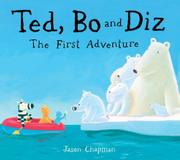 TED, BO AND DIZ by Jason Chapman