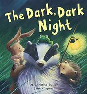 Cover art for THE DARK, DARK NIGHT