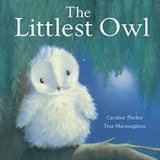 Cover art for THE LITTLEST OWL