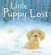 Cover art for LITTLE PUPPY LOST