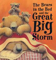 Cover art for THE BEARS IN THE BED AND THE GREAT BIG STORM