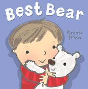 BEST BEAR by Emma Dodd