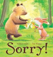 Book Cover for SORRY!