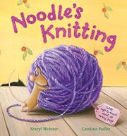 Book Cover for NOODLE'S KNITTING
