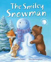 Book Cover for THE SMILEY SNOWMAN