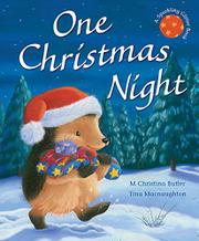 Cover art for ONE CHRISTMAS NIGHT