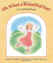 Book Cover for OH, WHAT A BEAUTIFUL DAY!