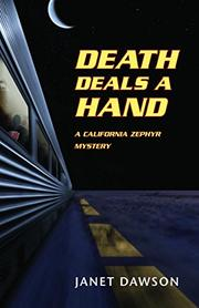 DEATH DEALS A HAND by Janet Dawson