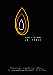 Cover art for ALISS AT THE FIRE