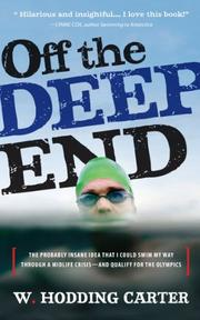 Book Cover for OFF THE DEEP END