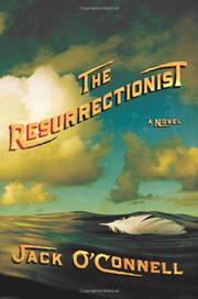 Cover art for THE RESURRECTIONIST