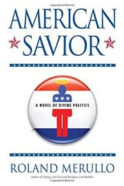 Book Cover for AMERICAN SAVIOR