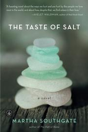 THE TASTE OF SALT by Martha Southgate