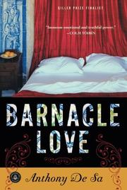 Cover art for BARNACLE LOVE