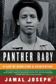 Cover art for PANTHER BABY