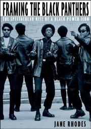 Book Cover for FRAMING THE BLACK PANTHERS