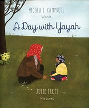 A DAY WITH YAYAH by Nicola I. Campbell