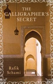Book Cover for THE CALLIGRAPHER'S SECRET