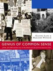 GENIUS OF COMMON SENSE by Glenna Lang