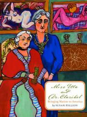 MISS ETTA AND DR. CLARIBEL by Susan Fillion