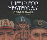 Book Cover for LINEUP FOR YESTERDAY