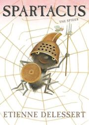 Book Cover for SPARTACUS THE SPIDER