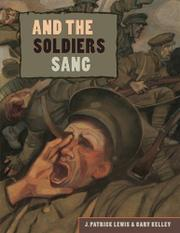 Cover art for AND THE SOLDIERS SANG