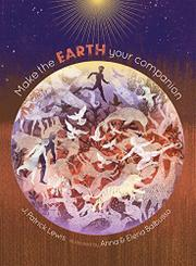 MAKE THE EARTH YOUR COMPANION by J. Patrick Lewis