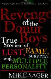 Book Cover for REVENGE OF THE DONUT BOYS