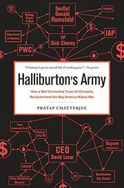 HALLIBURTON'S ARMY by Pratap Chatterjee