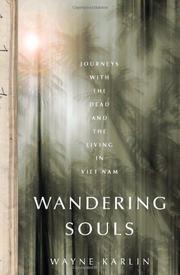 WANDERING SOULS by Wayne Karlin