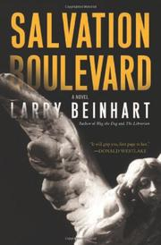 Cover art for SALVATION BOULEVARD