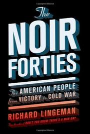 Cover art for THE NOIR FORTIES