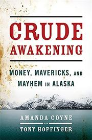 CRUDE AWAKENING by Amanda Coyne