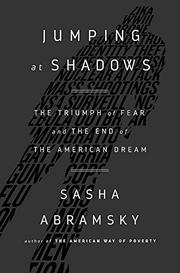 JUMPING AT SHADOWS by Sasha Abramsky