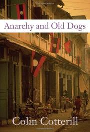 Book Cover for ANARCHY AND OLD DOGS