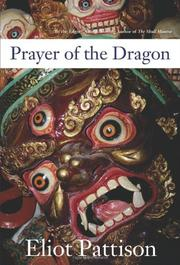 Cover art for PRAYER OF THE DRAGON
