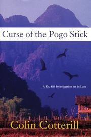 Cover art for CURSE OF THE POGO STICK