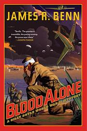 Book Cover for BLOOD ALONE