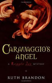 CARAVAGGIO'S ANGEL by Ruth Brandon