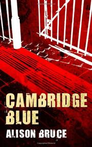 Cover art for CAMBRIDGE BLUE