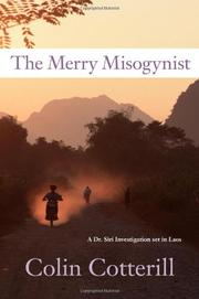 Cover art for THE MERRY MISOGYNIST