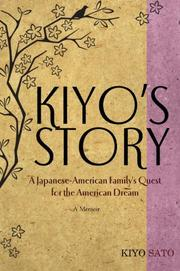 Cover art for KIYO'S STORY