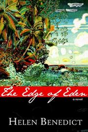 Book Cover for THE EDGE OF EDEN