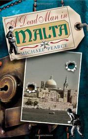 A DEAD MAN IN MALTA by Michael Pearce