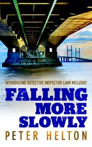 Cover art for FALLING MORE SLOWLY