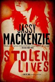 Book Cover for STOLEN LIVES