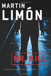 Cover art for MR. KILL