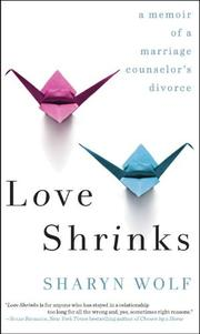 LOVE SHRINKS by Sharyn Wolf
